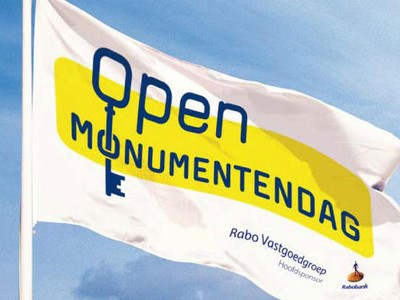 OPEN MONUMENTEN DAGEN SEPTEMBER 2017